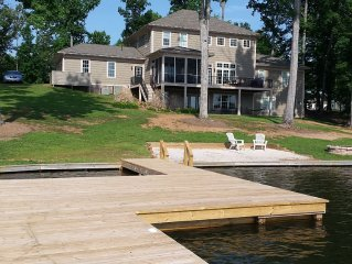 Beyond Breathtaking*Private Side of Lake Anna*Amenities Galore*Endless Sunsets