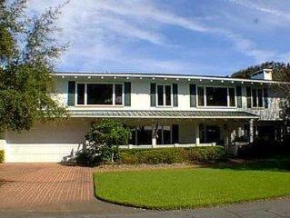 Beachview Cottage-Oceanfront 6BR/4BA W/ Pool
