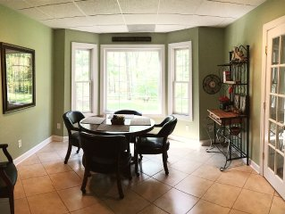 Quiet, Charming, Peaceful Country Setting  Beautiful Southern Pines No Clean Fee