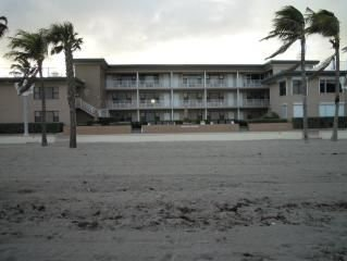 Ocean Front Condo Directly on Beach & Boardwalk