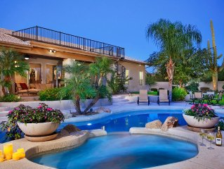 Family Friendly North Scottsdale Retreat