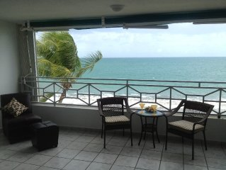 Location! Location! Location! Oceanfront Condo with Stunning Views