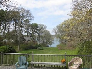 Quiet Lakefront Retreat on Follins Pond with access to Bass River and Beyond!