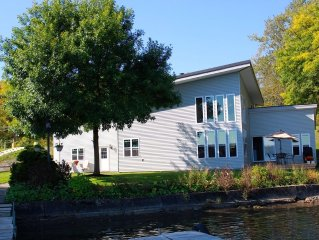 Fingerlakes Owasco Lake 4 Bedroom 125 feet of lake frontage