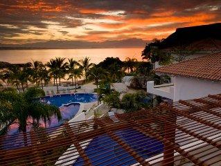 Elegant Beachfront Villa, Private Pool in Villa Resort - Affordable Luxury!