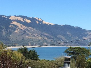 Bolinas Bay View Cottage
