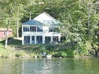 Spectacular Vermont Lakefront Getaway, near Camp Lanakila and Dartmouth
