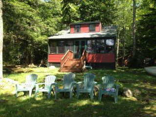 Lake Front Cottage, Family and Pet Friendly