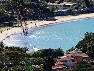 Vistao praia da FERRADURA, Costao, Mata Atlantic, privacidade, 5min Rua das Pedr
