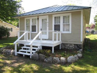 Charlevoix Cottage Steps To The Beach And Retail