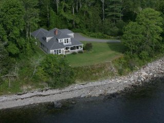 Coastal Living At Its Best! An Excellent Choice For Your Maine Vacation.