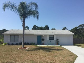 Spacious Florida Home..3 Br/2 Ba..Minutes From Beaches