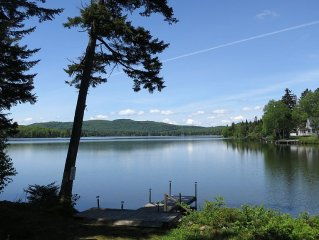 Westwood - Private Lakefront Cottage (Back Lake)-Direct Trail Access, WIFI/Cell