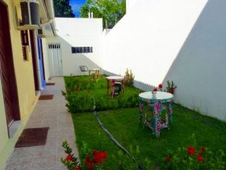 Casa Oh Vida Boa - 6 Suítes com Ar e TV - Ponta Negra, excelente localização