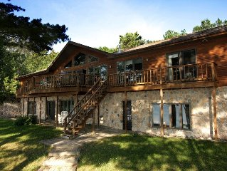 Escape the Every Day at the Station on the Shores of Plum Lake