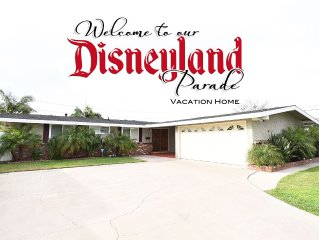 Beautiful Modern Home Close To Disneyland w/ Private Pool - Last Minute Specials