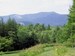 Mountain Estate - Very Private, 5 minutes to Mt. Cranmore,15 to Attitash-Bear Pk