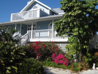Boca Grande Area Home with Boat Docking and Heated Pool