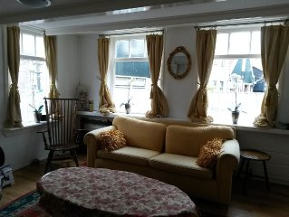 Pretty Cottage In Historic Centre, 1 Minute To Waterfront!