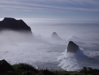 Spectacular Oceanfront on Mendocino Coast