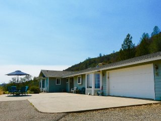 Family Friendly - Stunning Views and Sunsets - Pool Table - Close to Yosemite