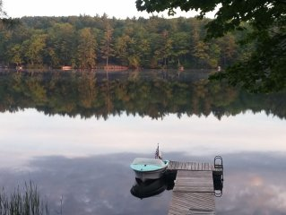 Lakefront Home on Norton's Pond~~Mins to the Ocean!!!