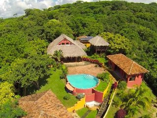 A Natural Polynesian Reserve with Stunning Ocean Views, Beaches, Tranquillity...