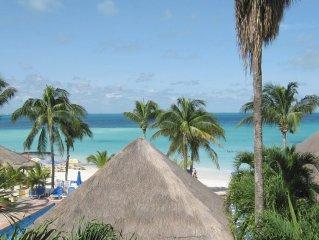 Nautibeach  #22 on Playa Norte for premium balcony ocean views