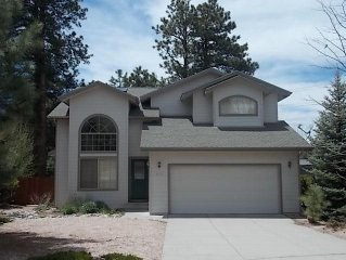 Nestled in the Pines, Near fair grounds and NAU