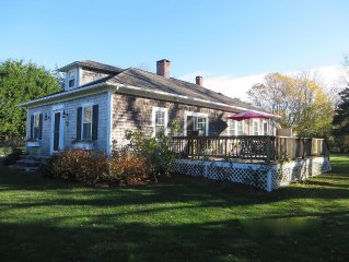 Charming Family-Friendly Home On Beach Rd.  Close To Nauset Beach & Village Ctr.