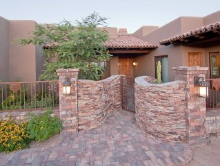 Desert Dreaming–Stunning Luxury Home W/ Many Special Touches