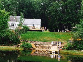 Spacious Lakefront Home w/Gorgeous Waterfront Views, New Fun Game Rooms!!