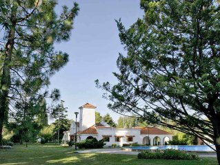 A classic Argentine villa in Mendoza Wine Country