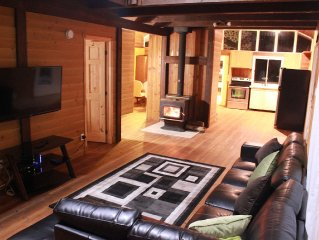 Lake Front Luxury Chalet In Mont-tremblant | Quebec | Canada