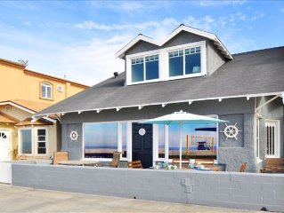 Oceanfront Cottage ON 'The Strand' -