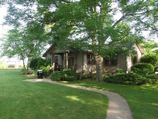 Two Bedroom Cottage On 2 Acre Pond Located 20 Minutes From Downtown Indianapolis
