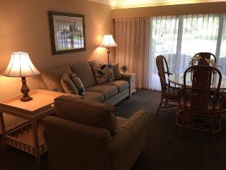 Relaxing 1st Floor Studio Condo at World Famous Golf Resort - Palm Harbor, FL