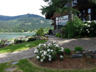 Lake Pend O'Reille Cottage, near Sandpoint