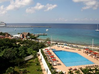 Ocean View 4,3 or2 Bedroom Luxury Condo at Palmar
