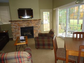 Condo located just minutes to Shanty Creek