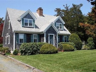 Lovely Cape home, one mile to Nauset Beach