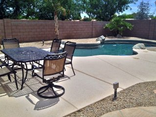 Spacious Home With Private Pool Close To 3 Great Golf Courses