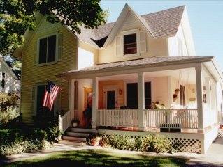 Lovely Charlevoix Summer Home In Premier Location On Dixon Avenue