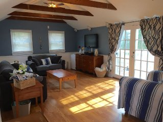 Completely Renovated Quiet North Eastham Cottage Near Beaches
