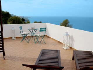 New Villa With Breathtaking Views Of Stromboli And Tropea