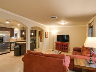 Easy Access To All Of San Antonio, River Walk, LaCantera, Military/BMT Discounts