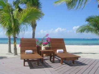 Beachfront-First Floor-perfect getaway
