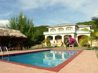 Sandy Rose Villa - Your Tropical Paradise Getaway