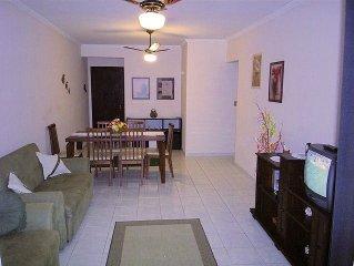 Apto. 82 M2  Vila Guilhermina - 1 Quarto (Suite)