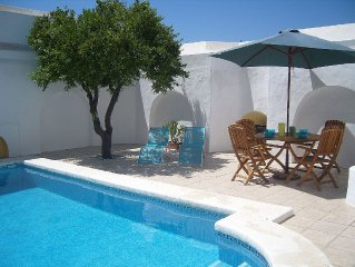 Charming house with private pool  in the heart of